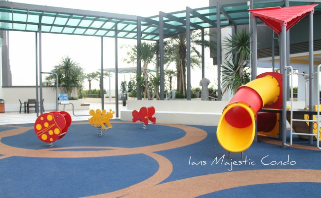 Kids majestic-condo-playground